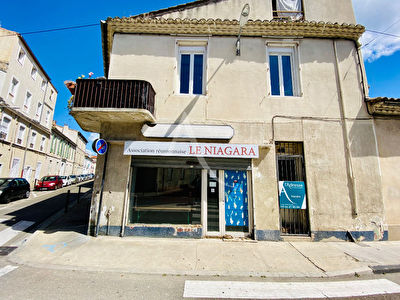 EXCLUSIVITE - Local commercial - secteur rue de beaucaire de 60m²